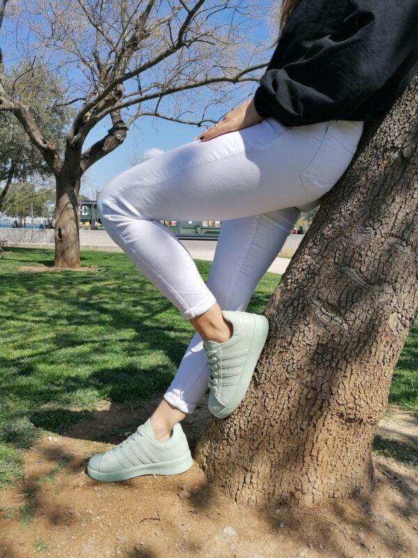 Sneakers Basic Green
