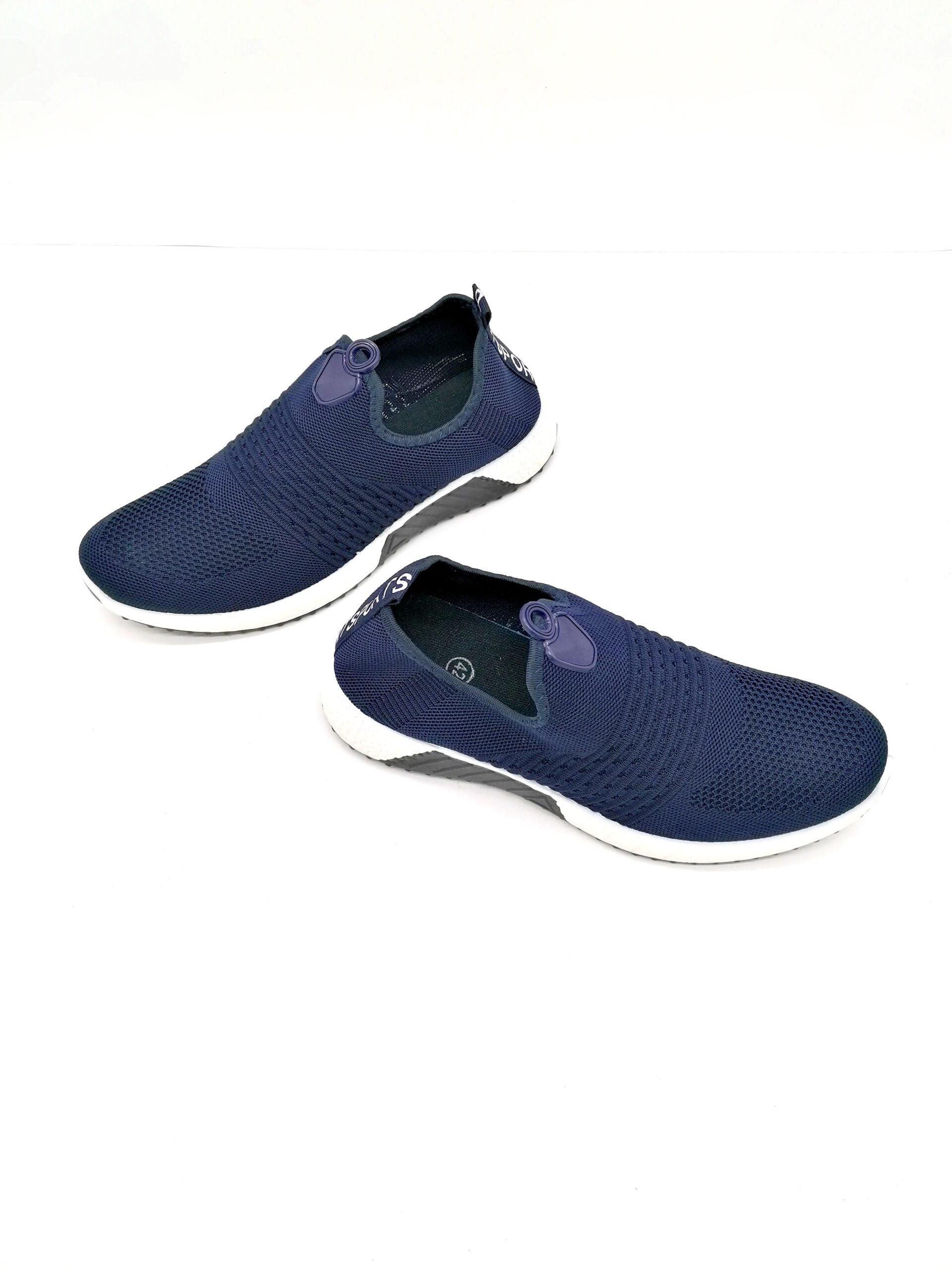 BLUE Sock Shoe