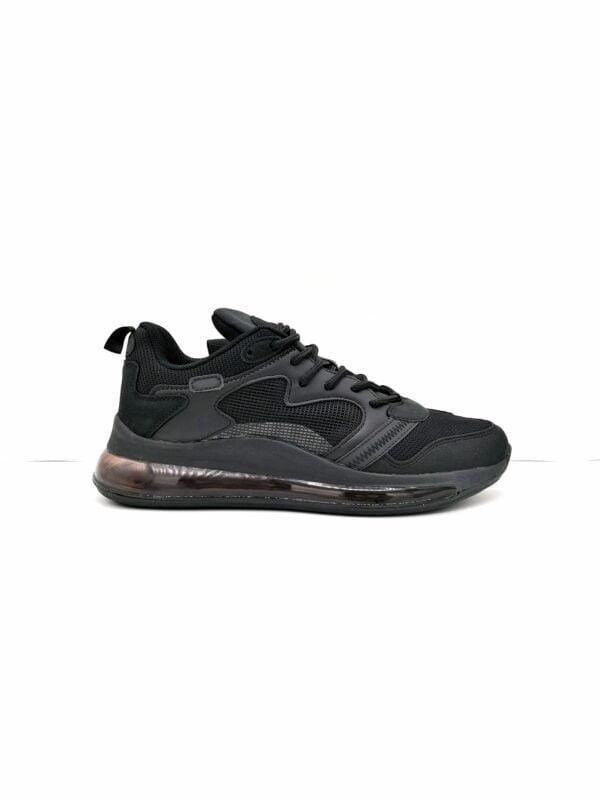 Αθλητικό Παπούτσι με Αερόσολα All Black