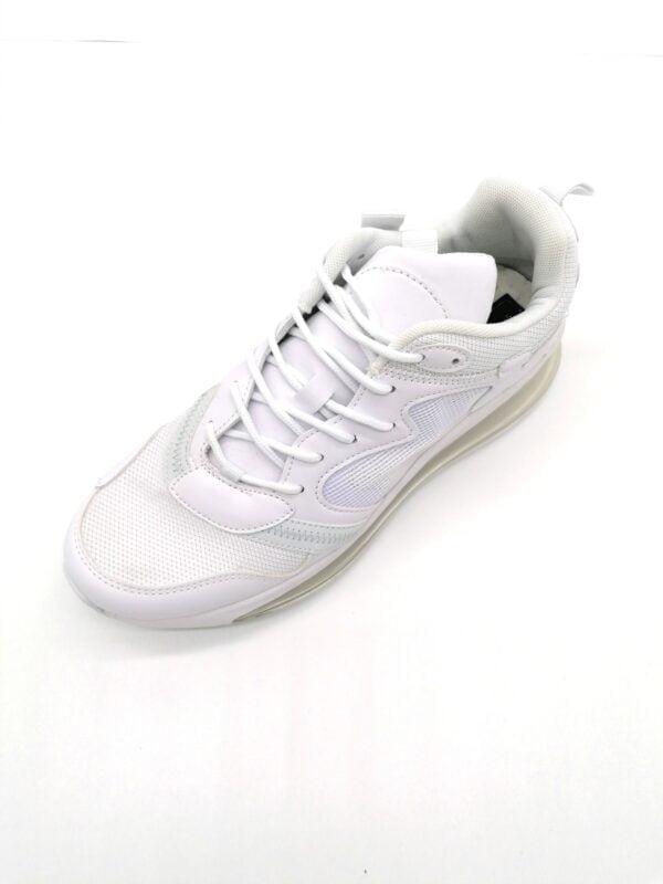 Αθλητικό Παπούτσι με Αερόσολα White