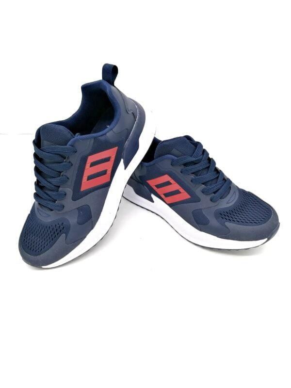Ανδρικά αθλητικά Blue-Red