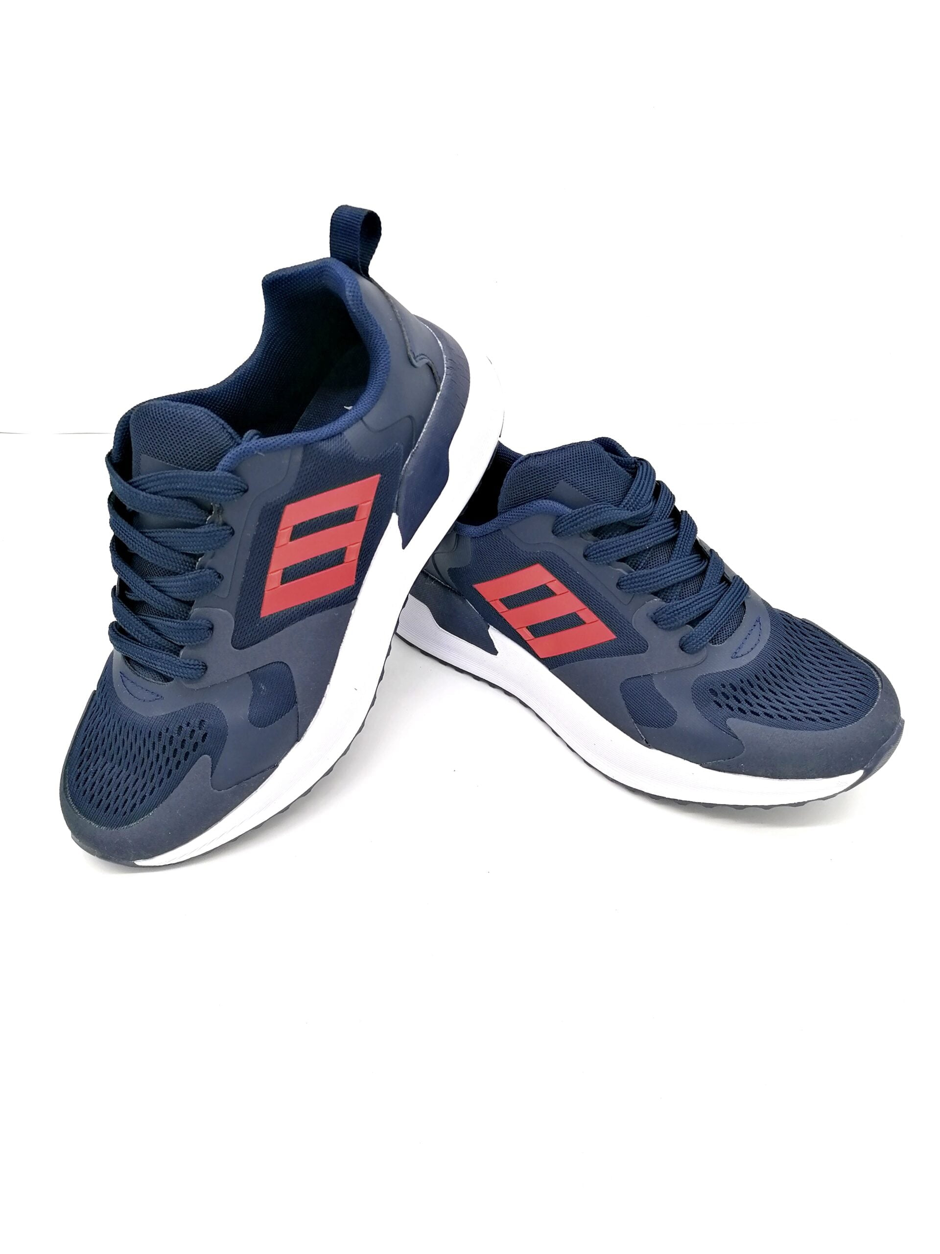 Men's BLUE-Red Sports