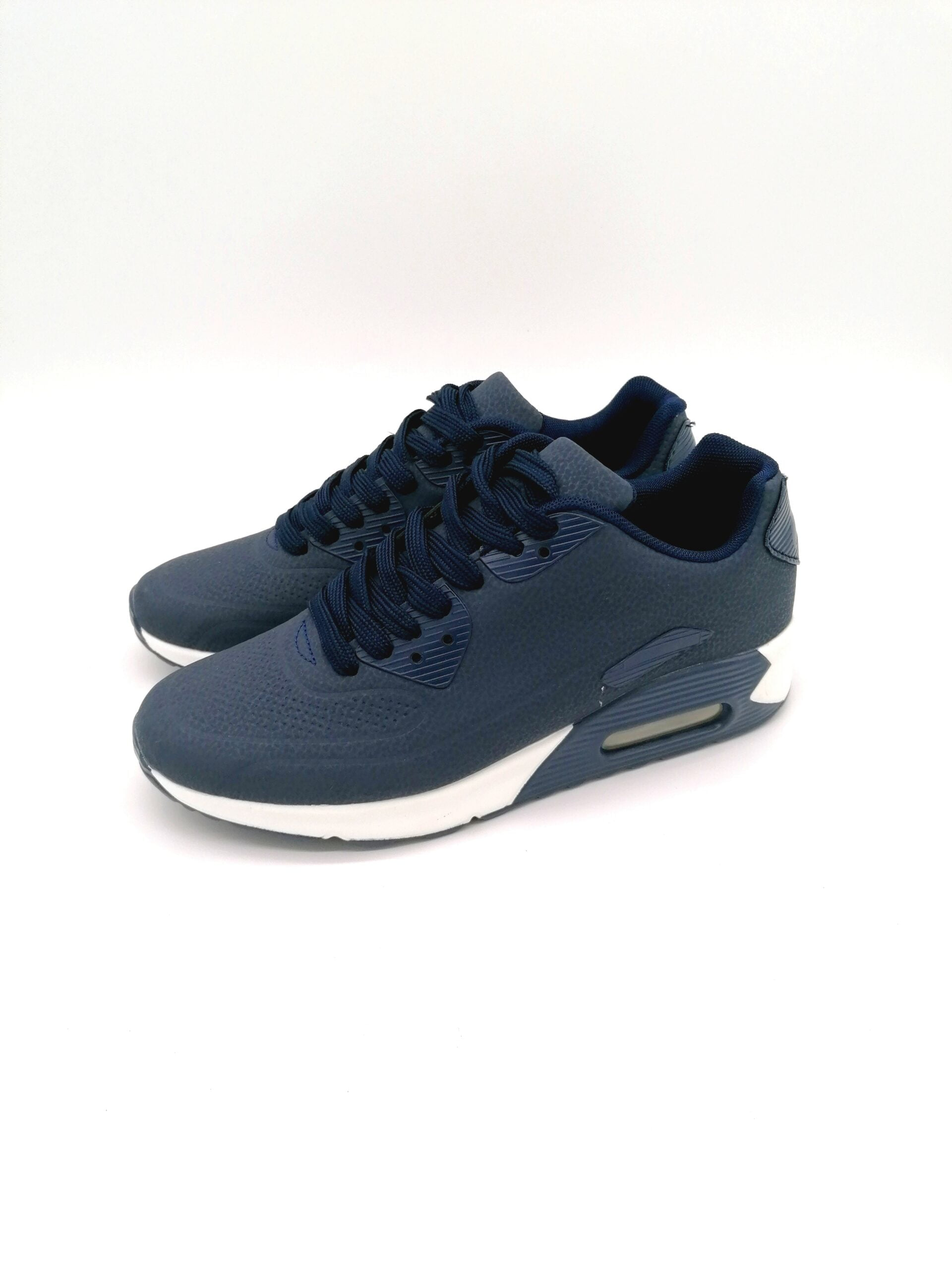 Men's Sports with Blue Airbank