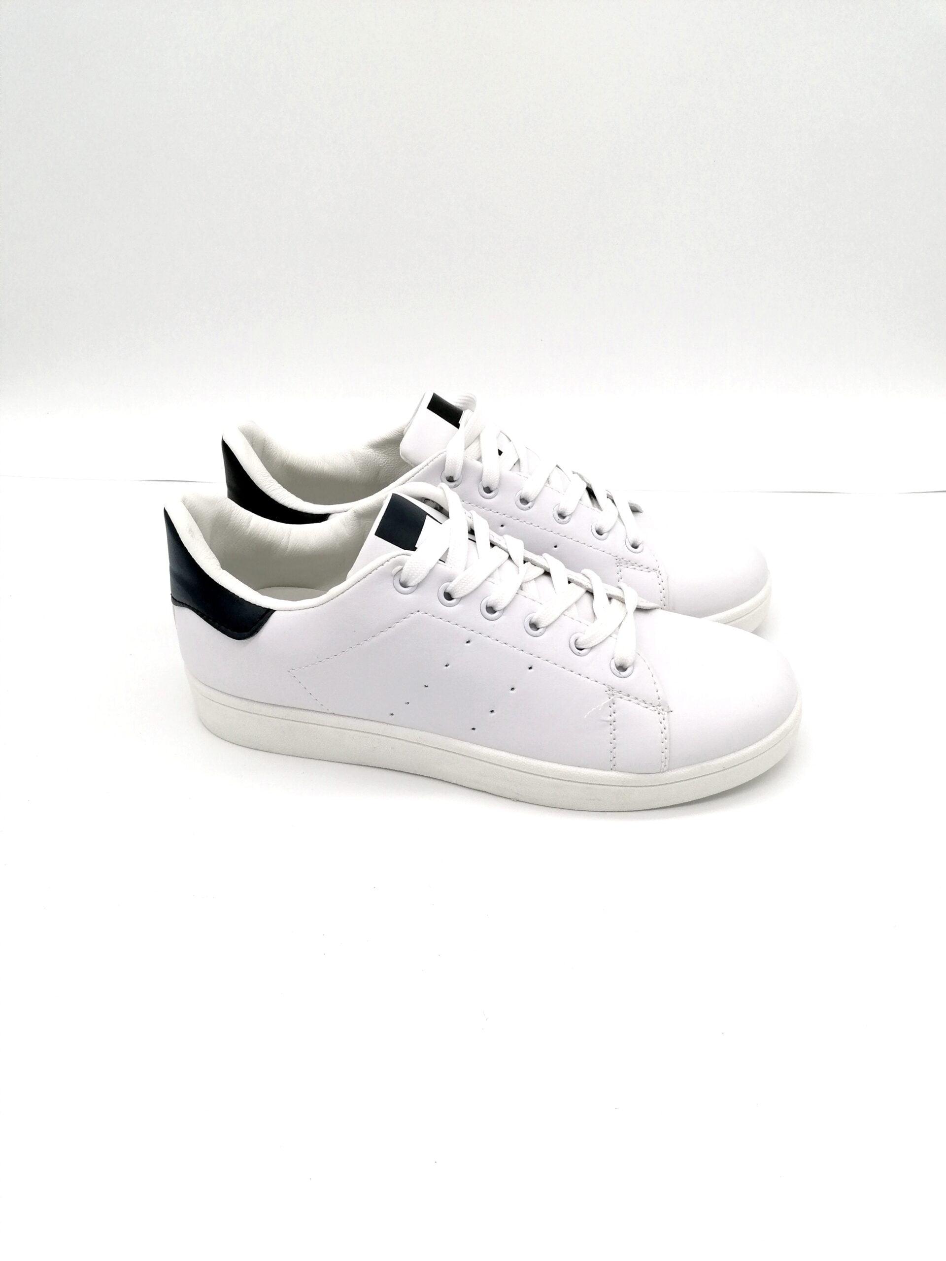 Ανδρικά Sneakers White-Black