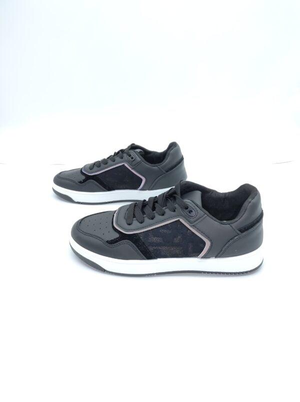Sneakers με Σχέδια Black