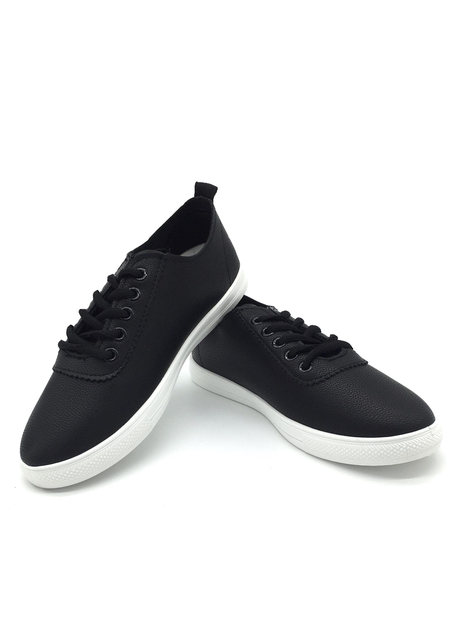 Women's Black Sneakers