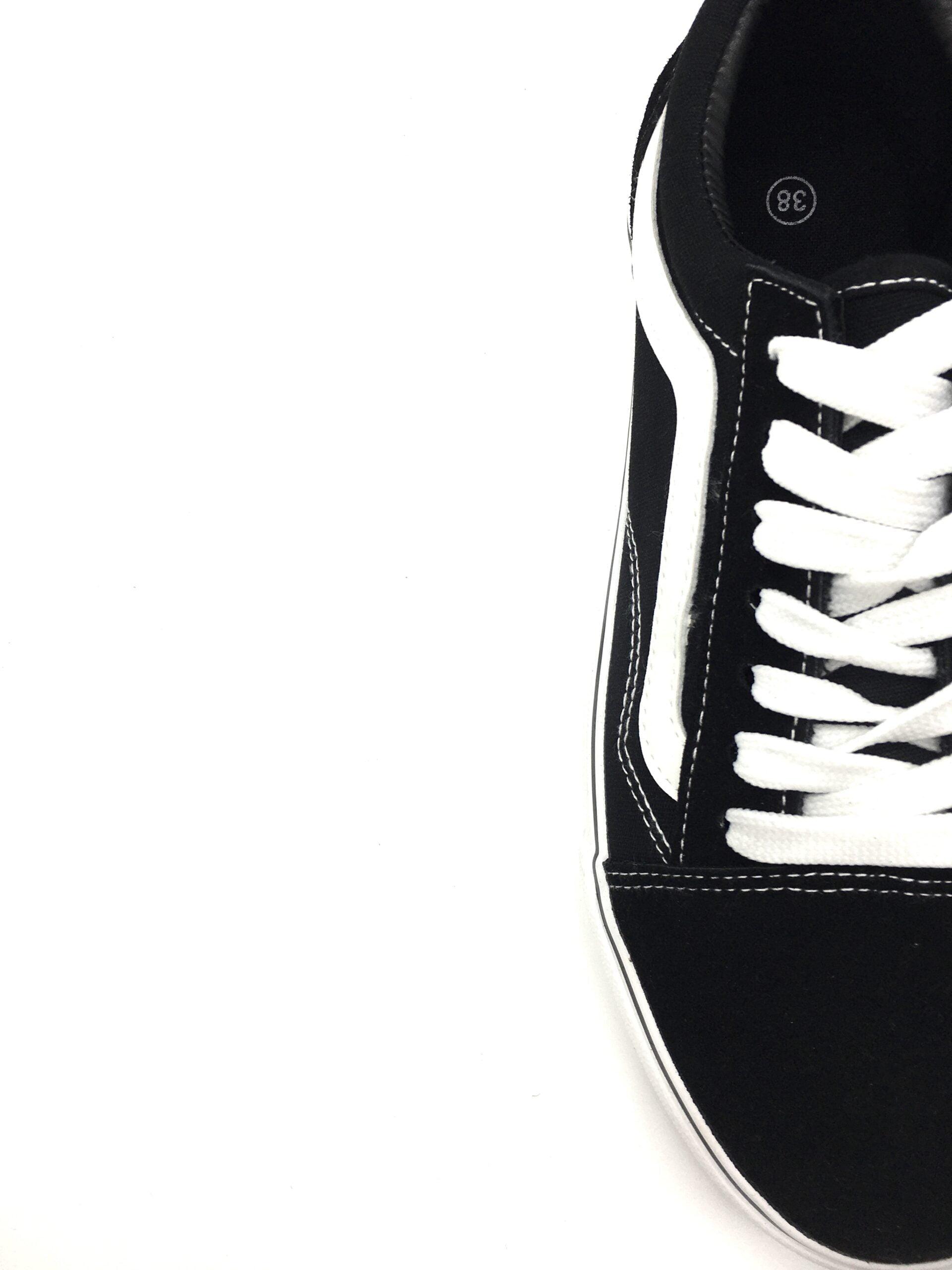 Sneakers Πάνινα Black