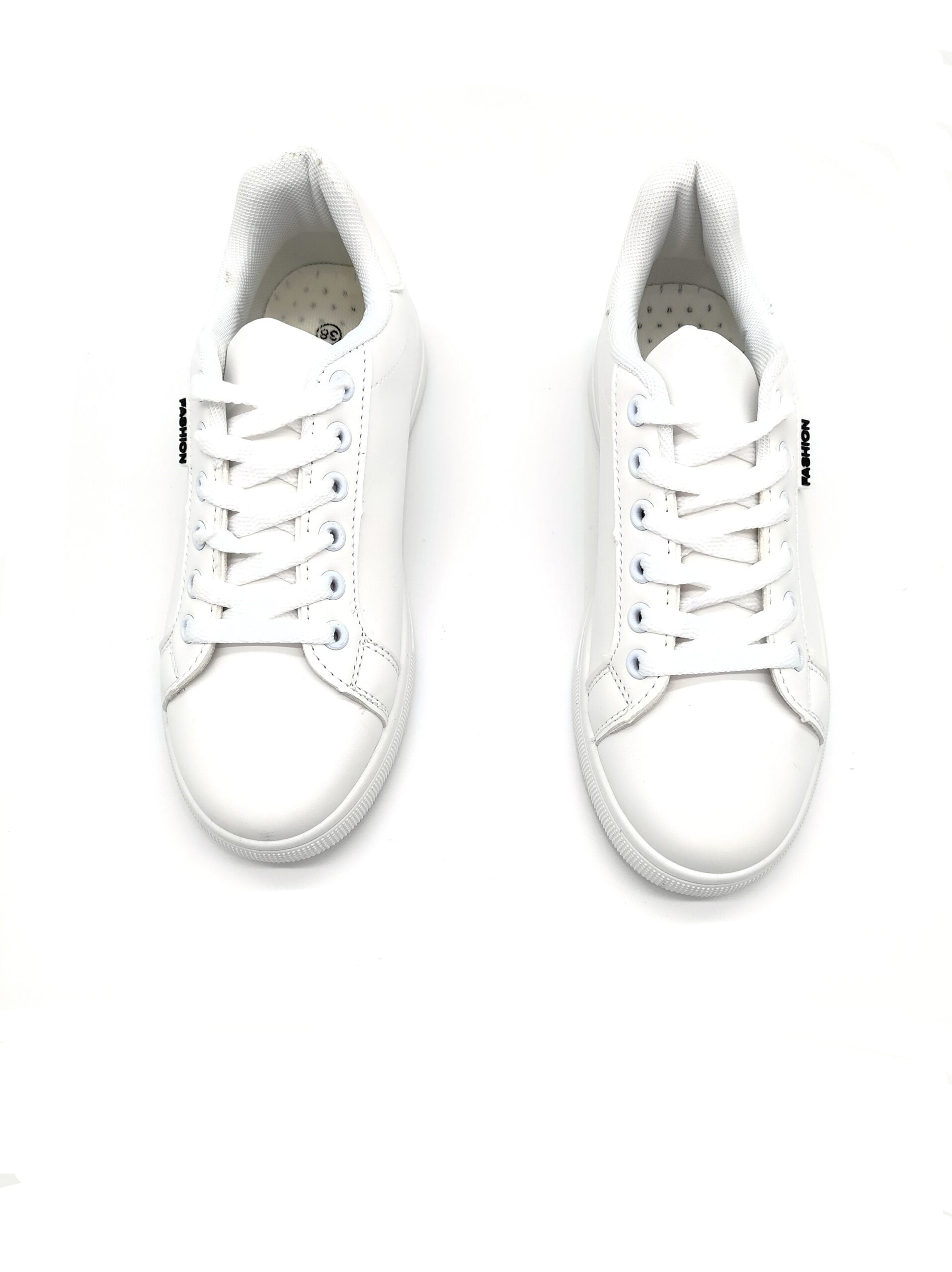 Sneakers Basic Total White