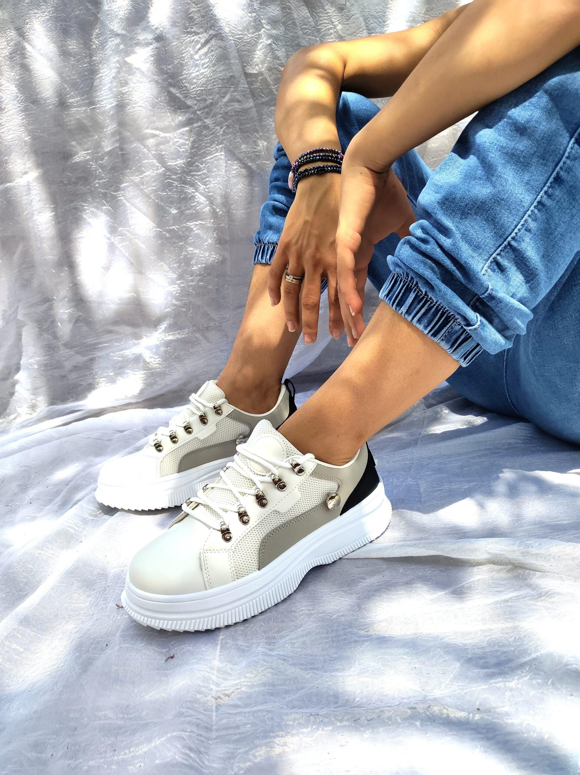 Sneakers of tricks
