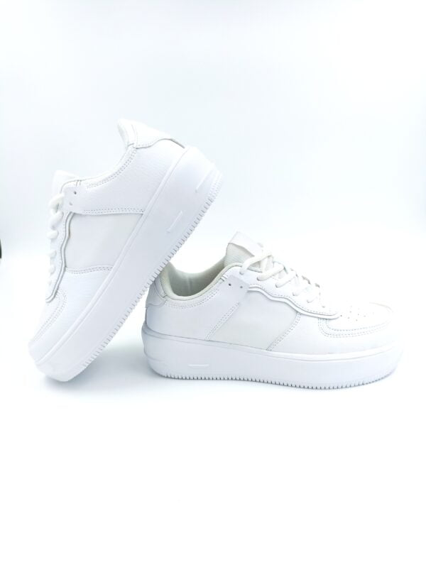 Women's Sneakers All White