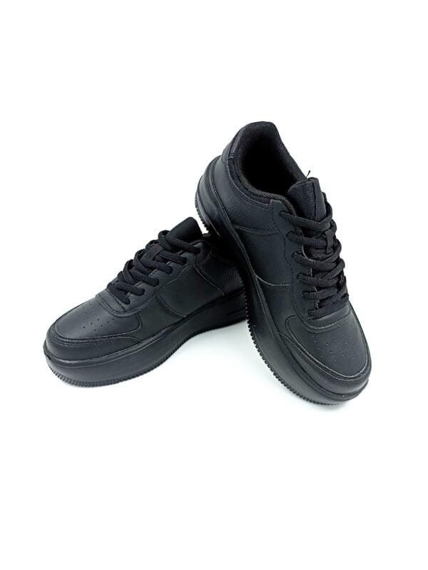 Women's Sneakers All Black
