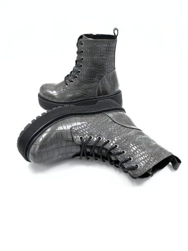Flatform Croc Αρβυλάκια Grey
