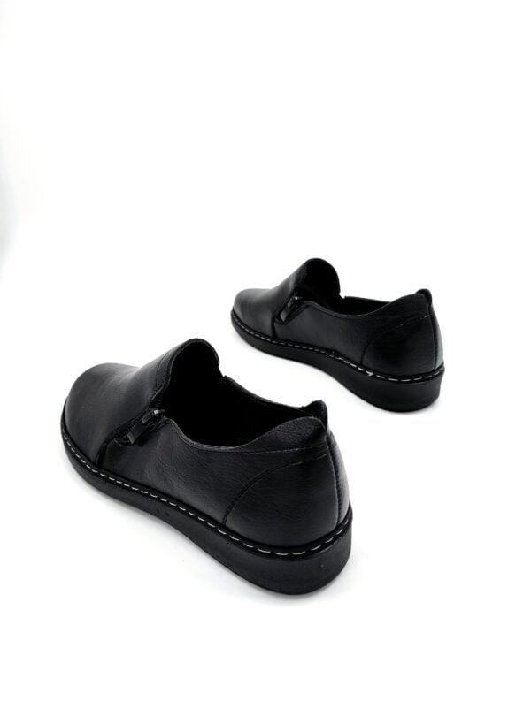 Casual Μοκασίνια Black