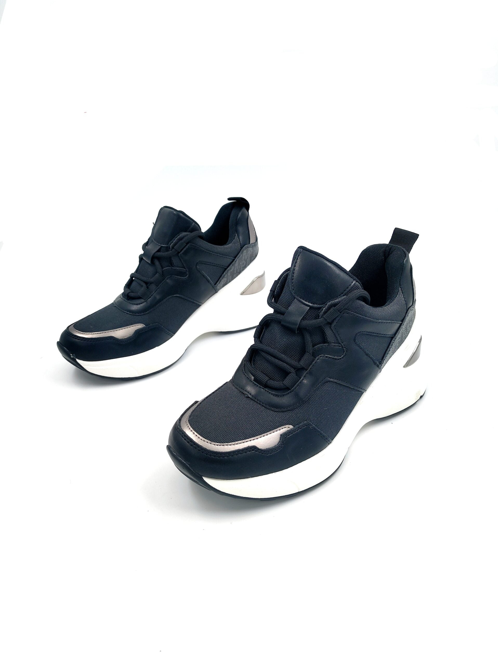 Sneakers Ψηλά Black