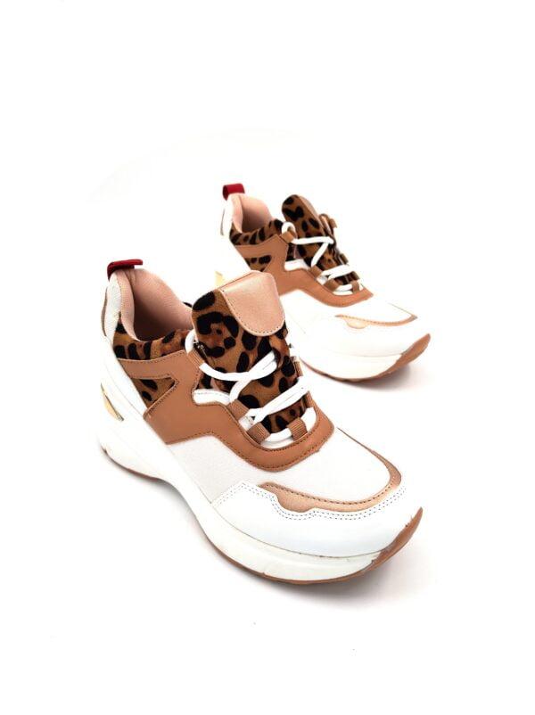 Sneakers Ψηλά White