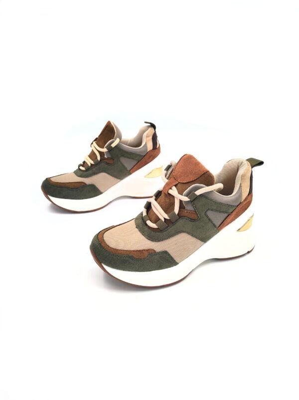 Sneakers Ψηλά Green