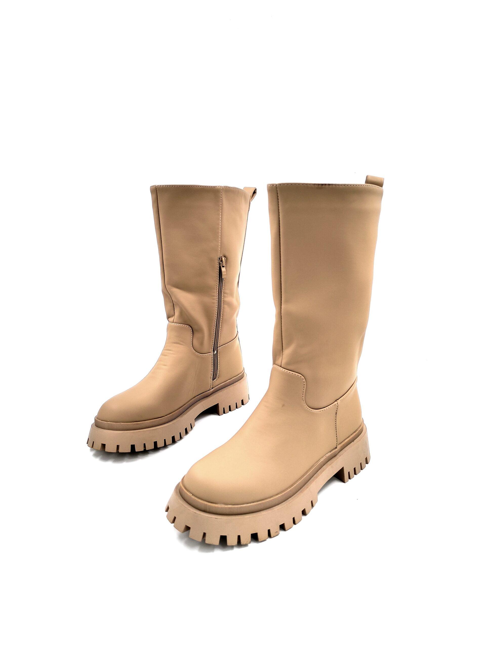 Boot / Galoo Beige